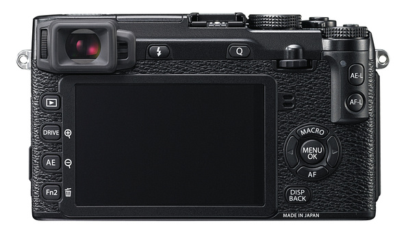 Fujifilm X-E2 KIT w/18-55mm (Black)