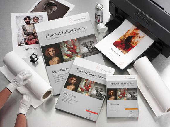 Hahnemühle FineArt Inkjet Paper - Matte FineArt