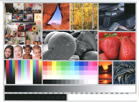 Outback Print Printer Evaluation Image - Photo Rag