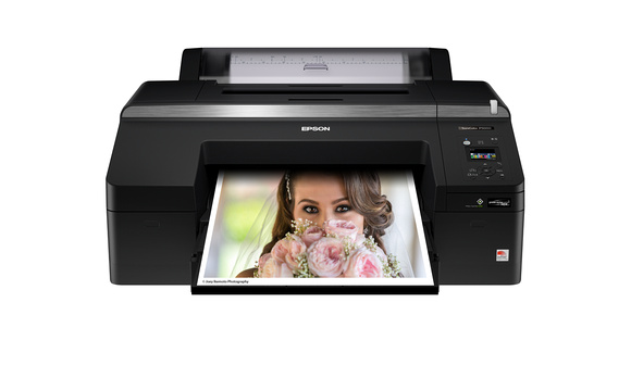 "Epson SureColor P5000 Standard Edition 17"" Wide-Format Inkjet Printer at B&H"