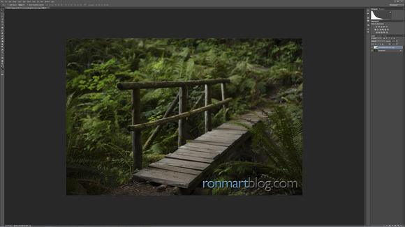 how to make increase resolution photoshop cc