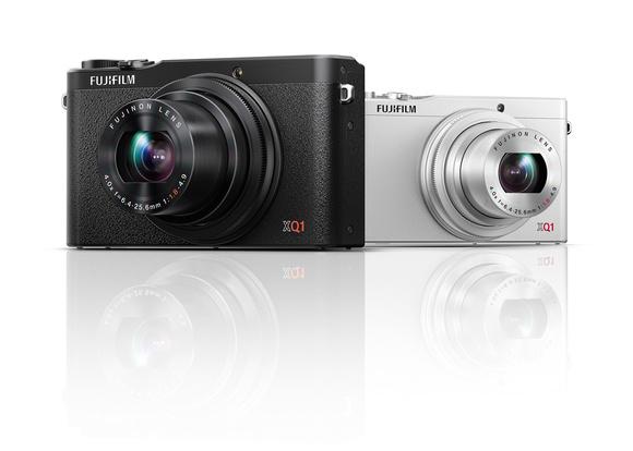 Fujifilm X-Q1 (Silver)